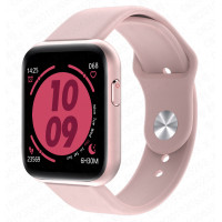 MobilePro X7 Smart Watch and Fitness Tracker - Pink