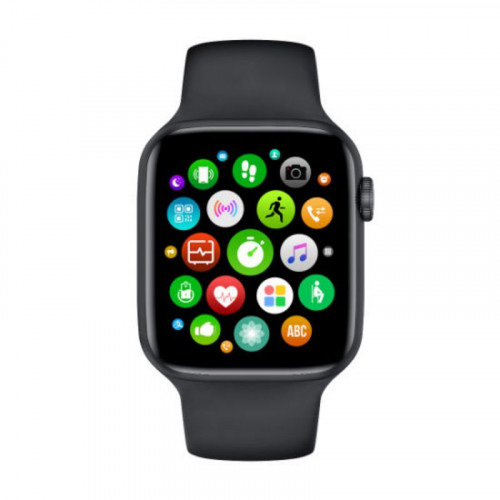 MobilePro Series 5 Smartwatch & Fitness Tracker - Black