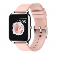 MobilePro V22 Smart Watch and Fitness Tracker - Pink