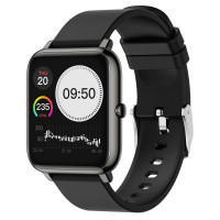 MobilePro V22 Smart Watch and Fitness Tracker - Black